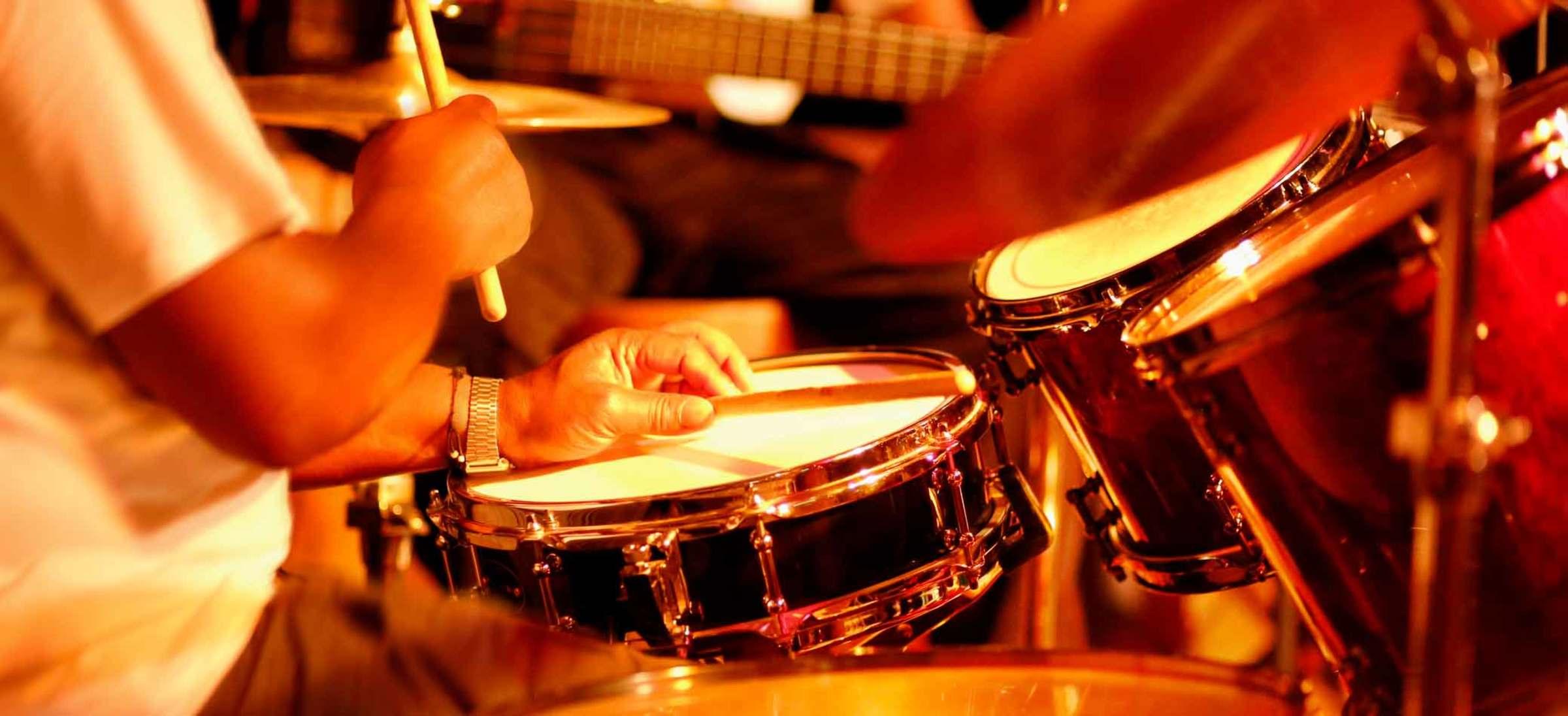 Desktop drummer